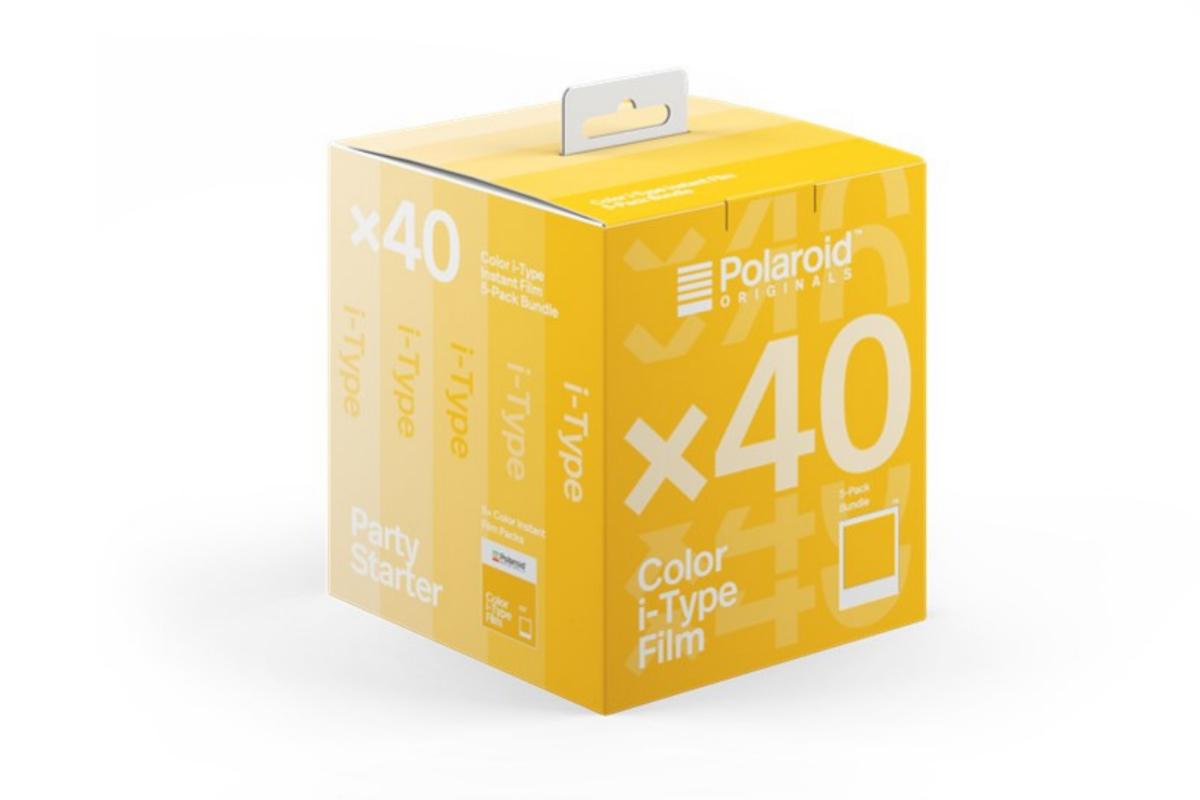 Polaroid I-TYPE Color Film 40ks