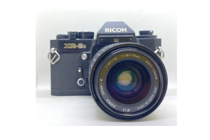 Ricoh XR-2S + objektiv Sigma 28-70/3.5-4.5
