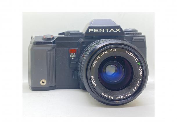 Pentax A3 + objektiv 35-70/3.5-4.5