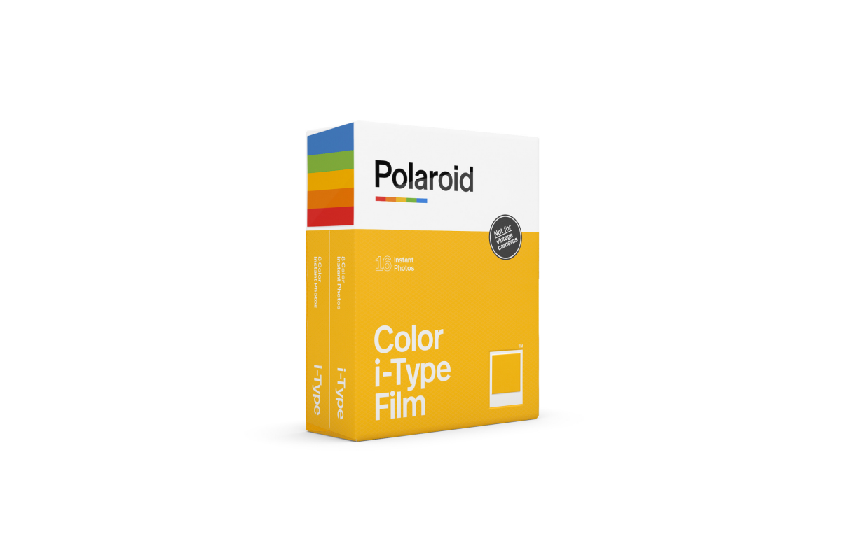 Polaroid i-Type Color Film 16 fotek